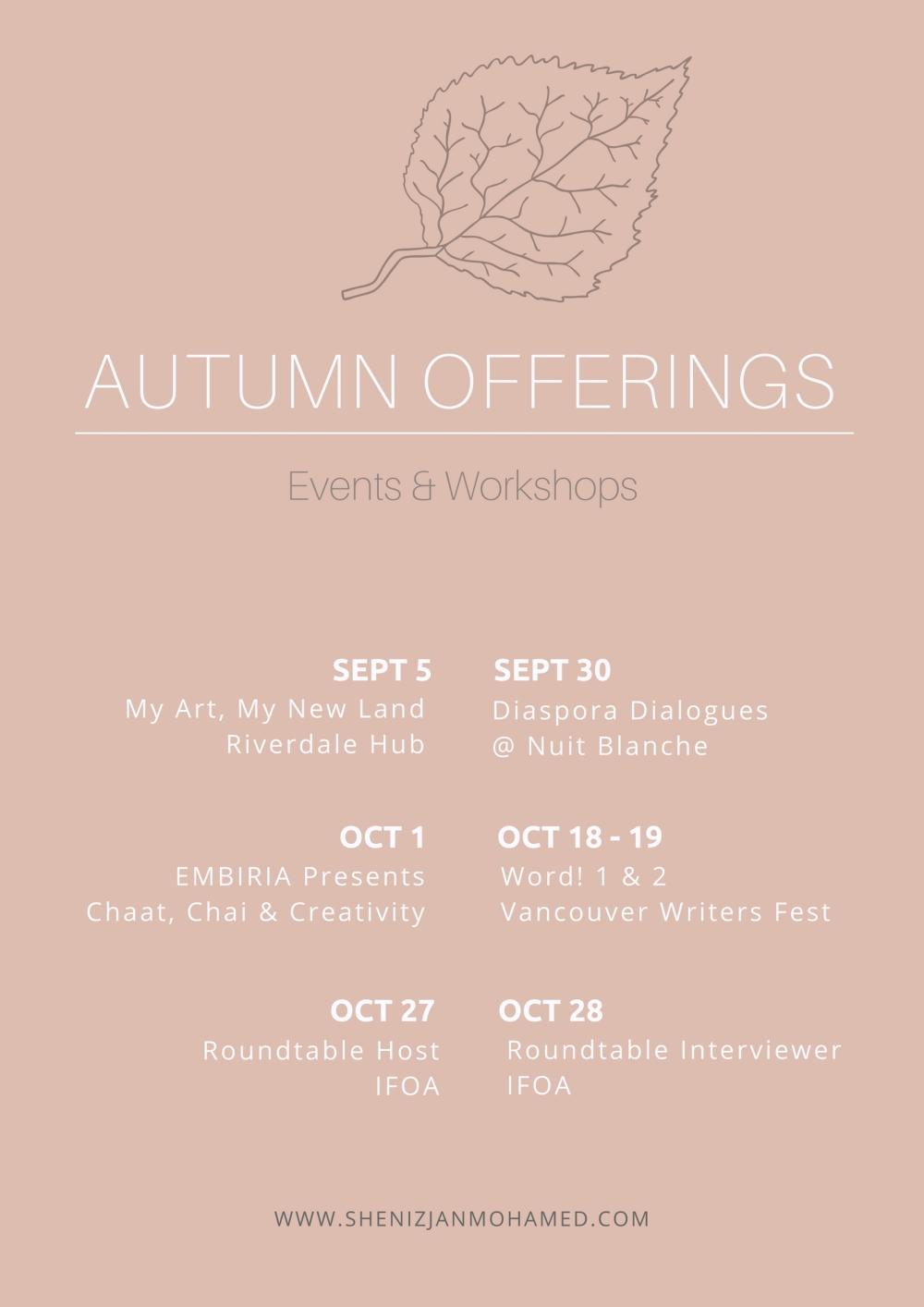 Autumn Offerings-2