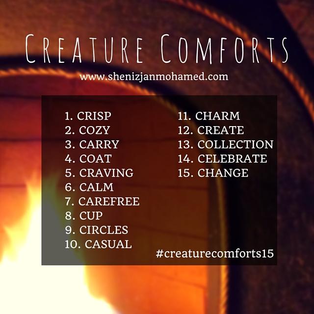 Creature Comforts Insta