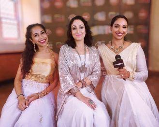 Triple Goddess Performance, Bollywood Monster Mashup