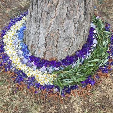 Tree Garland, Indian Summer Fest